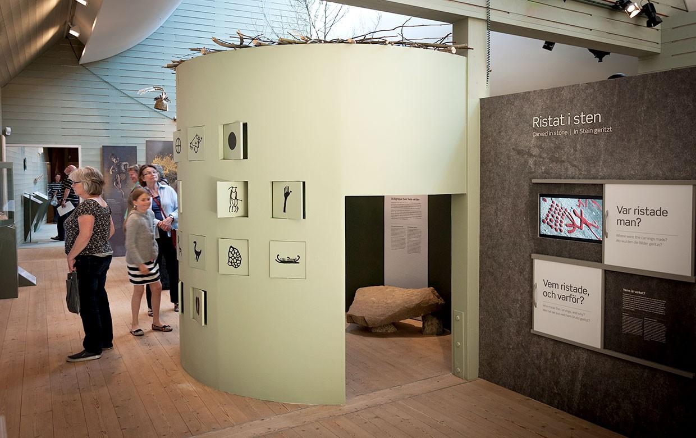 Basutställning Vitlycke museum